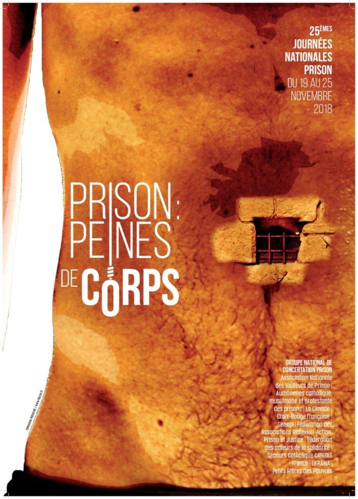 Journées Nationales Prison Lyon : 20-22/11/2018