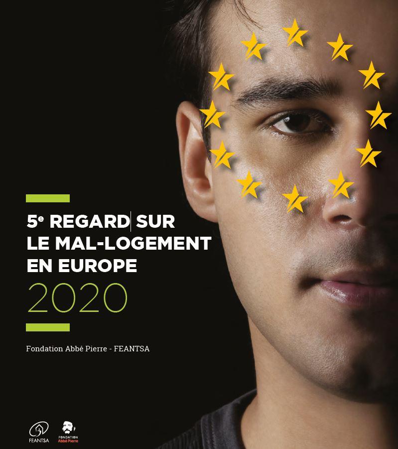 5éme édition du Regard sur le Mal-Logement en Europe 2020