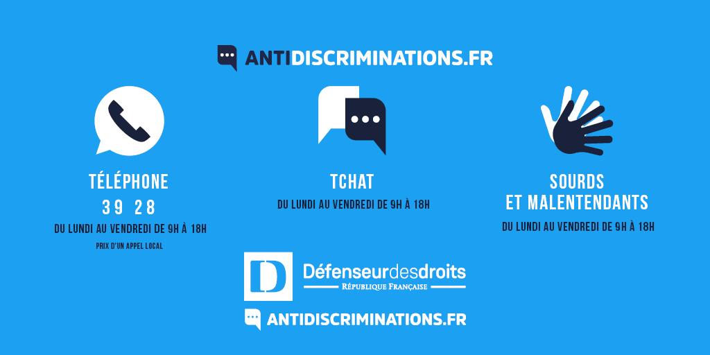 39 28 – Antidiscriminations.fr, le nouveau service pour les victimes de discriminations